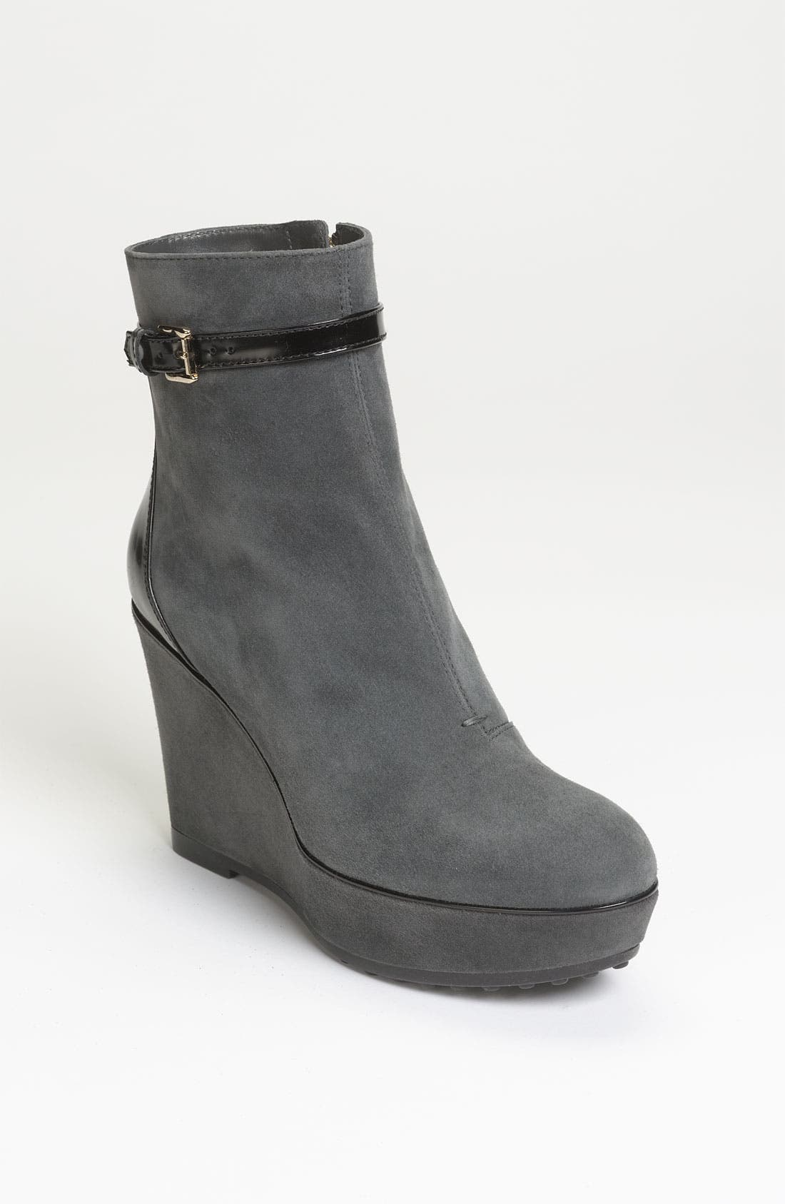 Alternate Image 1 Selected - Tod's Wedge Bootie