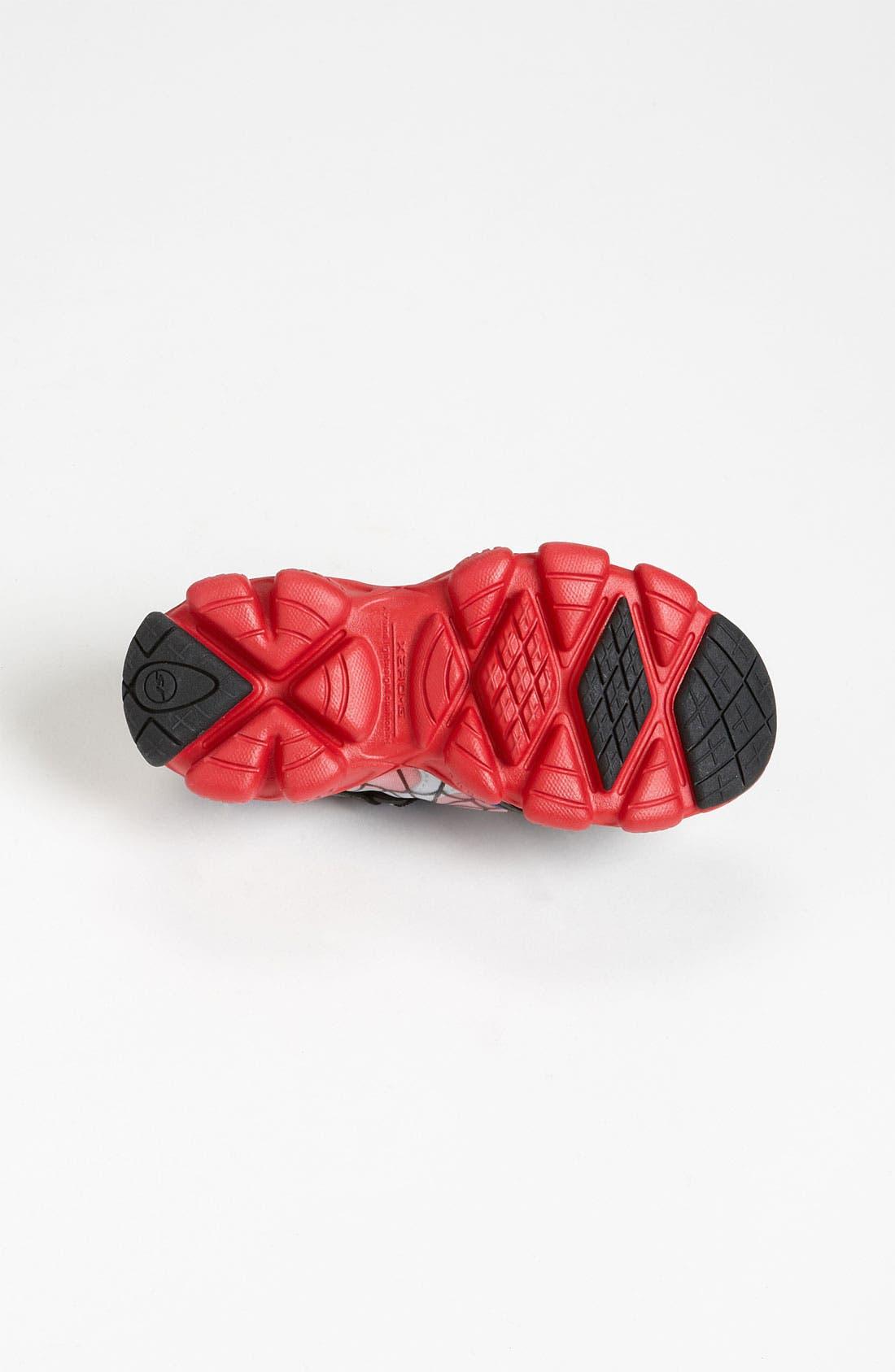 Alternate Image 4  - Stride Rite 'X-Celeracers Spider-Man®' Sneaker (Toddler & Little Kid)