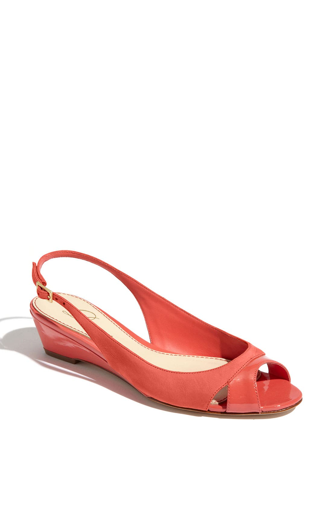 Alternate Image 1 Selected - Delman 'Capri' Sandal