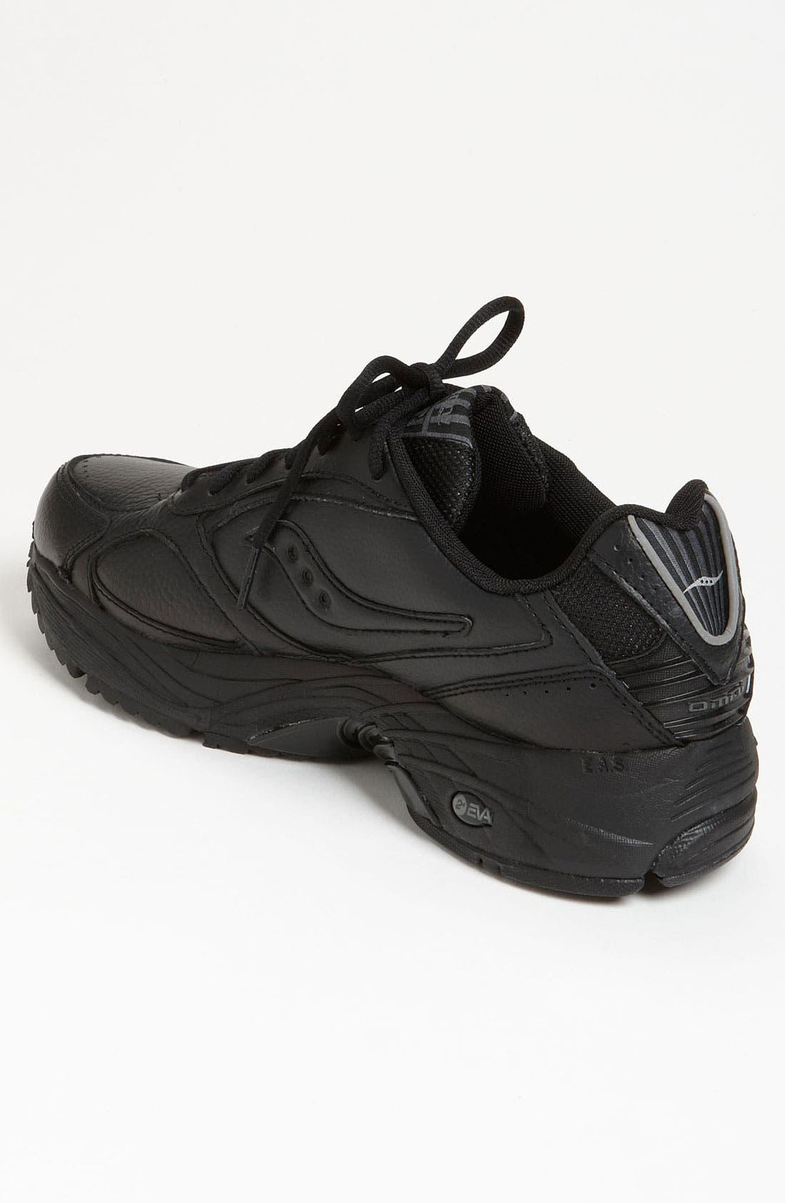 Alternate Image 2  - Saucony 'Grid Omni' Walking Shoe (Men) (Online Only)