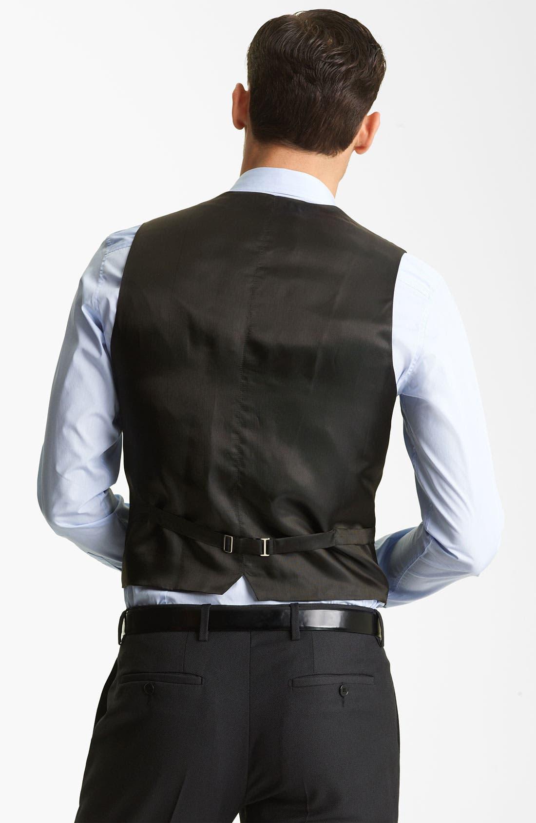Alternate Image 5  - Dolce&Gabbana Three Piece Suit