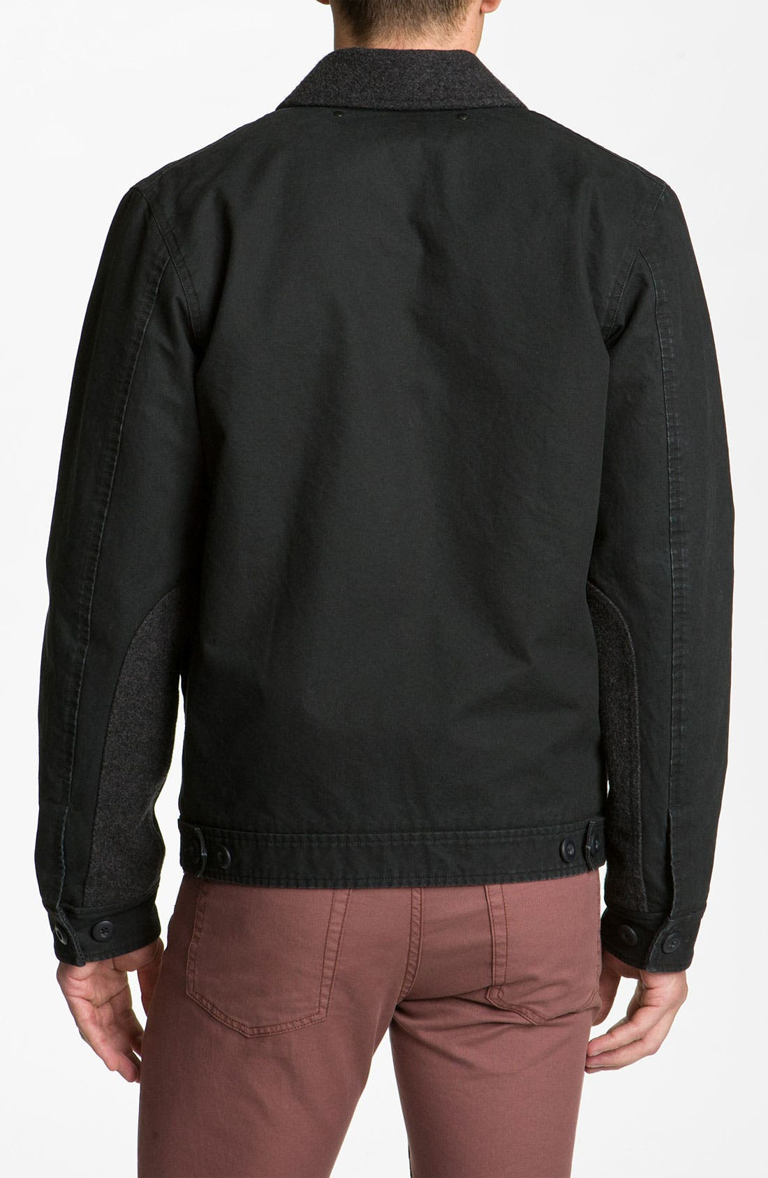 Alternate Image 2  - MARC BY MARC JACOBS 'Maximus' Cotton Jacket