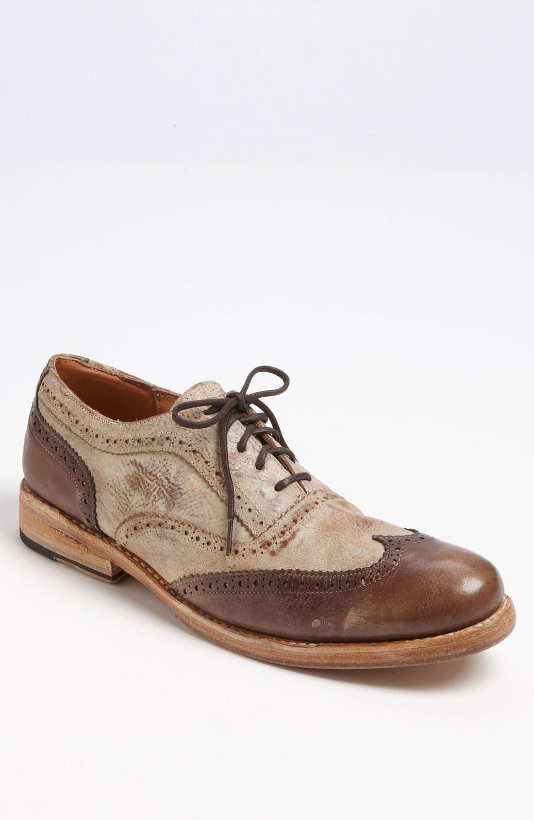 Main Image - Bed Stu 'Corsico' Wingtip Spectator Shoe