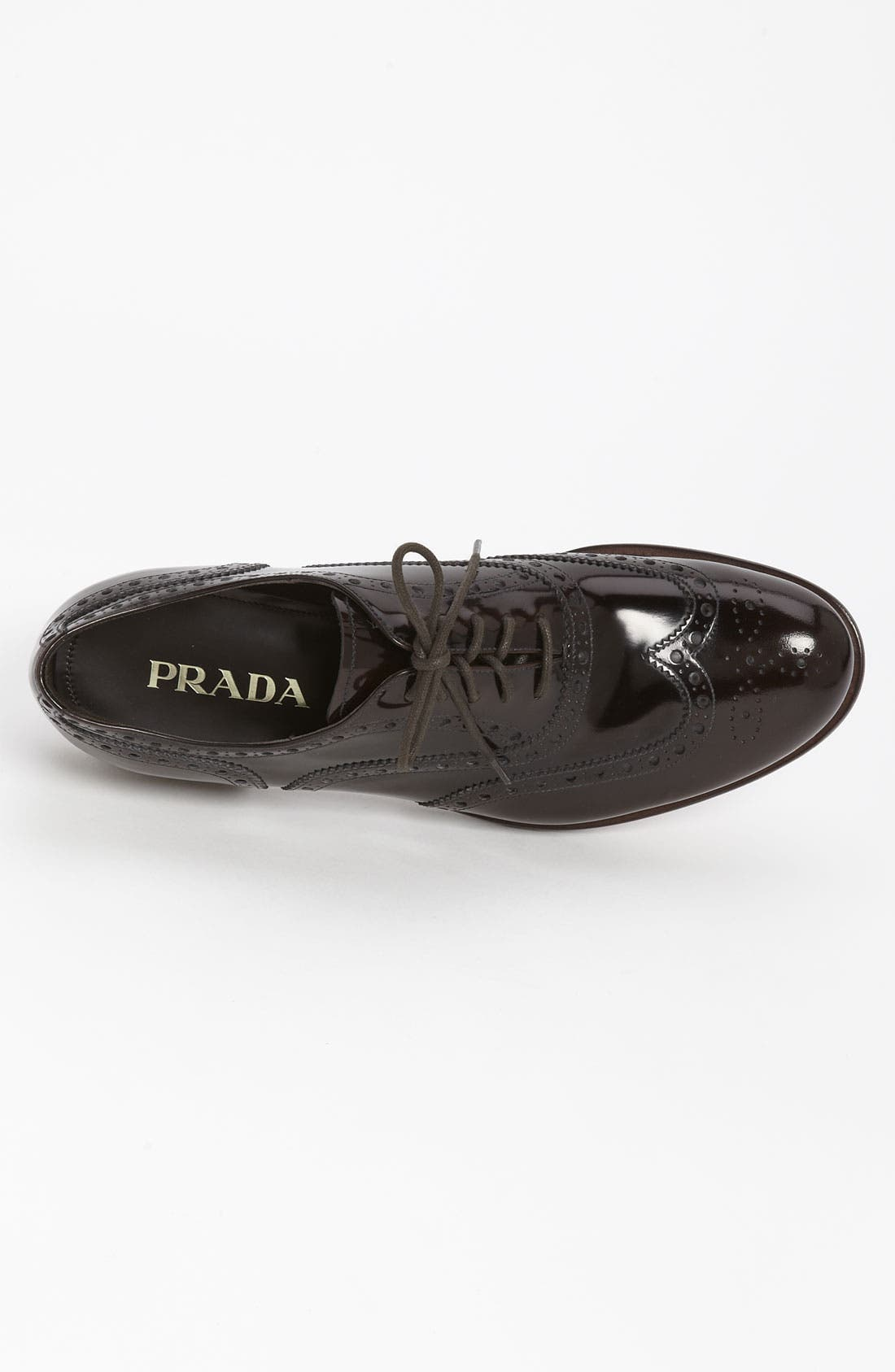 Alternate Image 3  - Prada Wingtip Oxford