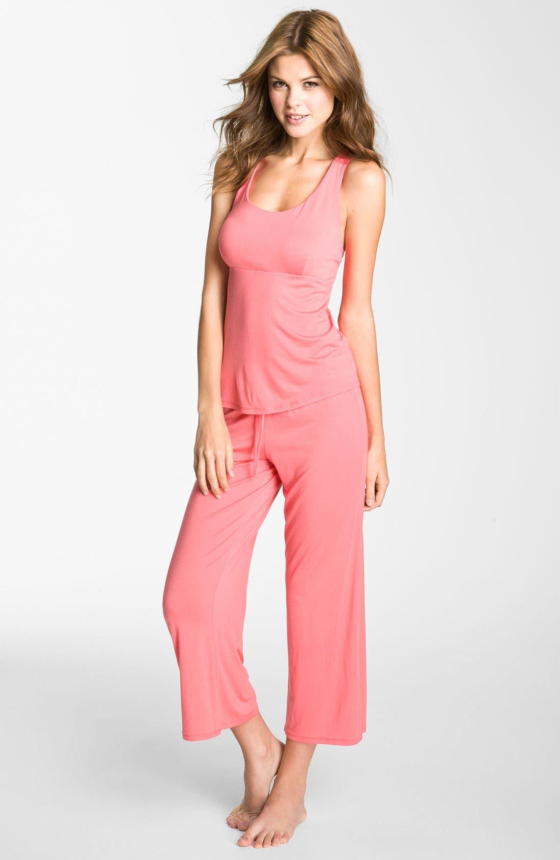 Alternate Image 1 Selected - Josie 'Lychee' Pajamas