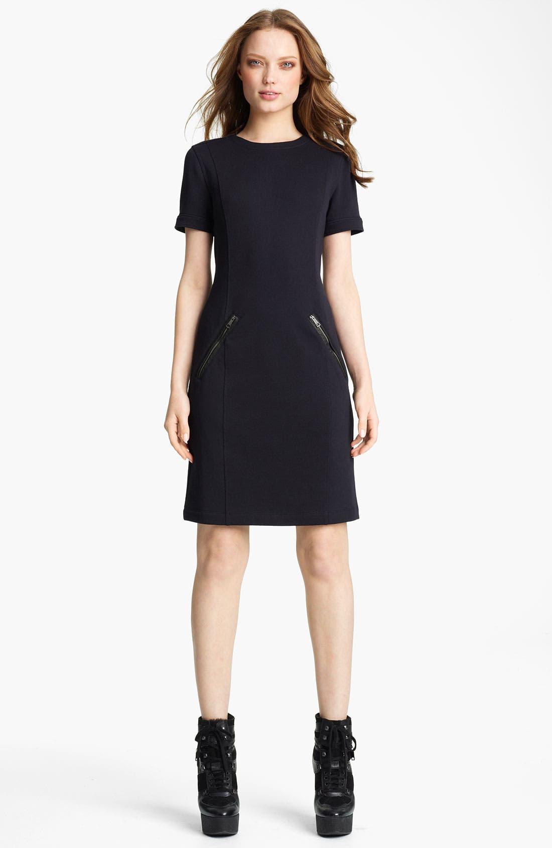 Alternate Image 1 Selected - Burberry Brit Knit Dress