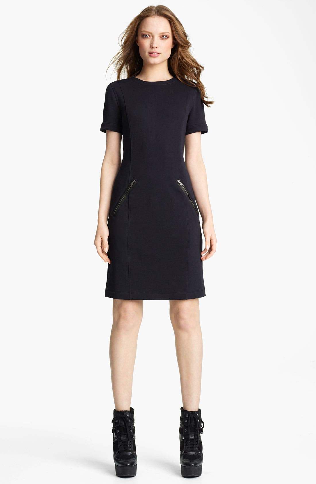 Main Image - Burberry Brit Knit Dress