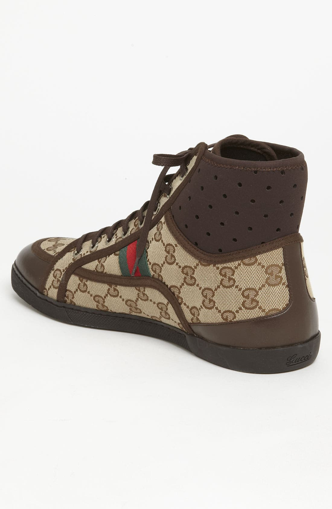 Alternate Image 3  - Gucci 'Cannes' High Top Sneaker