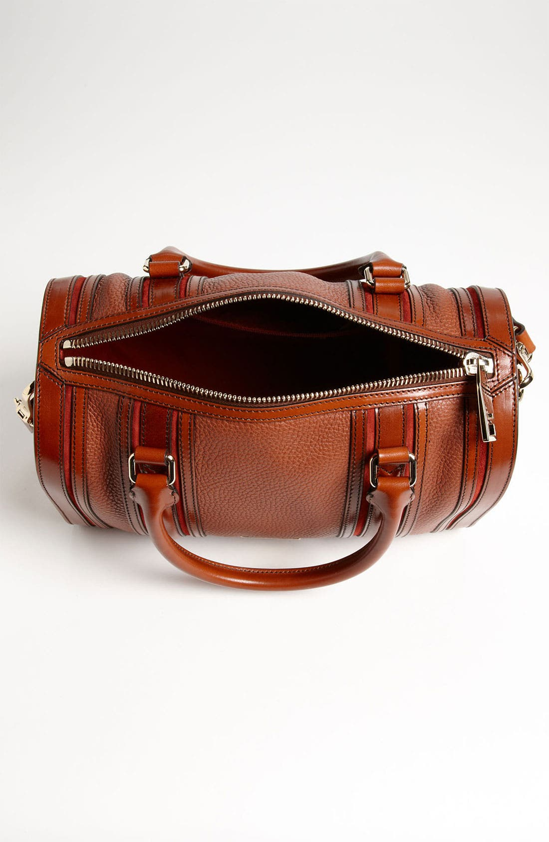 Alternate Image 3  - Burberry Leather Satchel