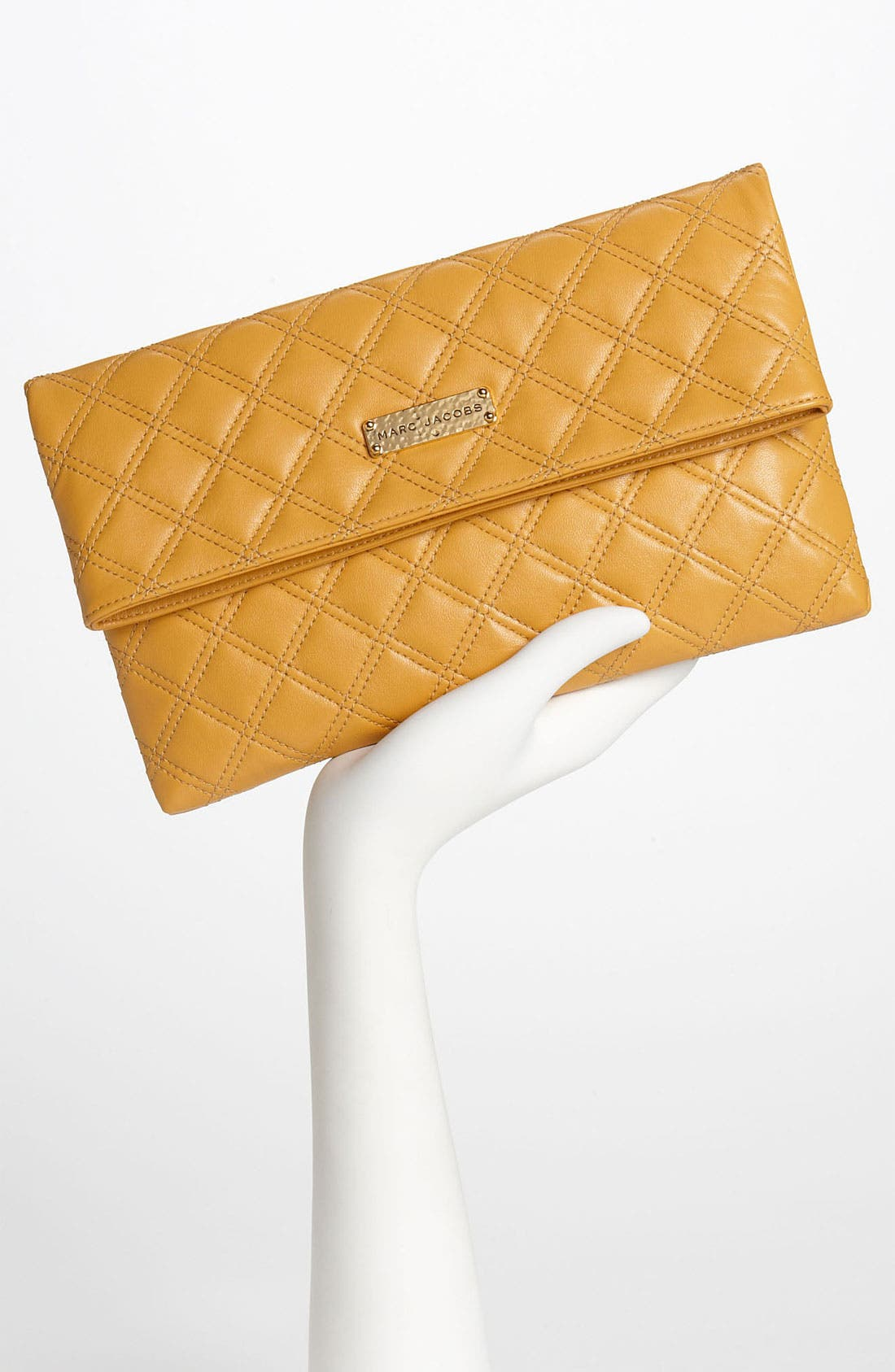 Alternate Image 2  - MARC JACOBS 'Large Eugenie' Quilted Leather Clutch