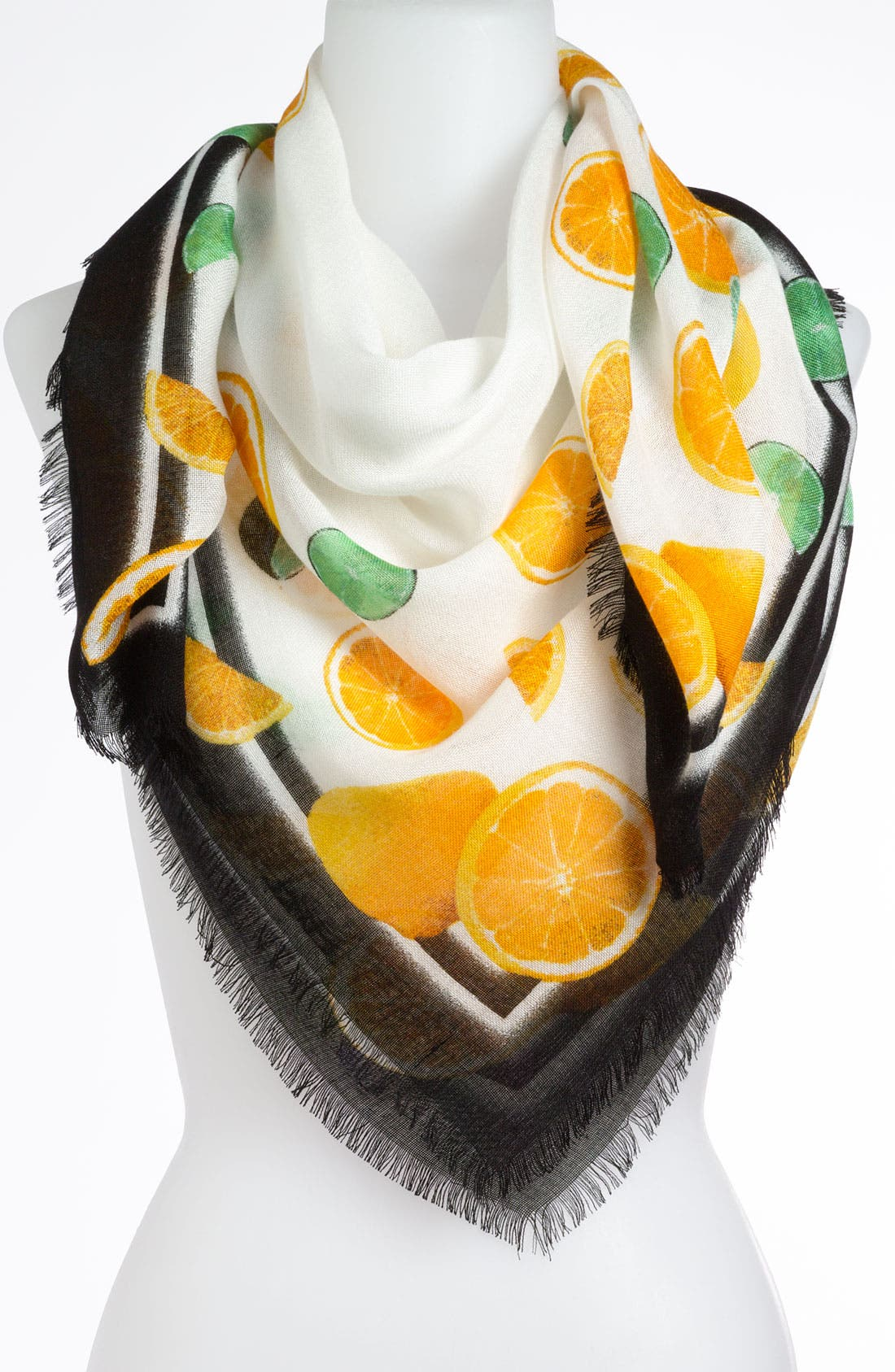 Alternate Image 1 Selected - Tarnish 'Fruit Medley' Scarf