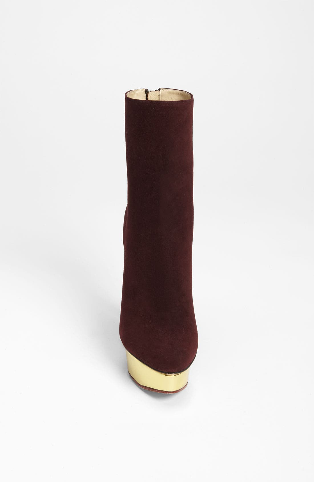 Alternate Image 3  - Charlotte Olympia Ankle Bootie