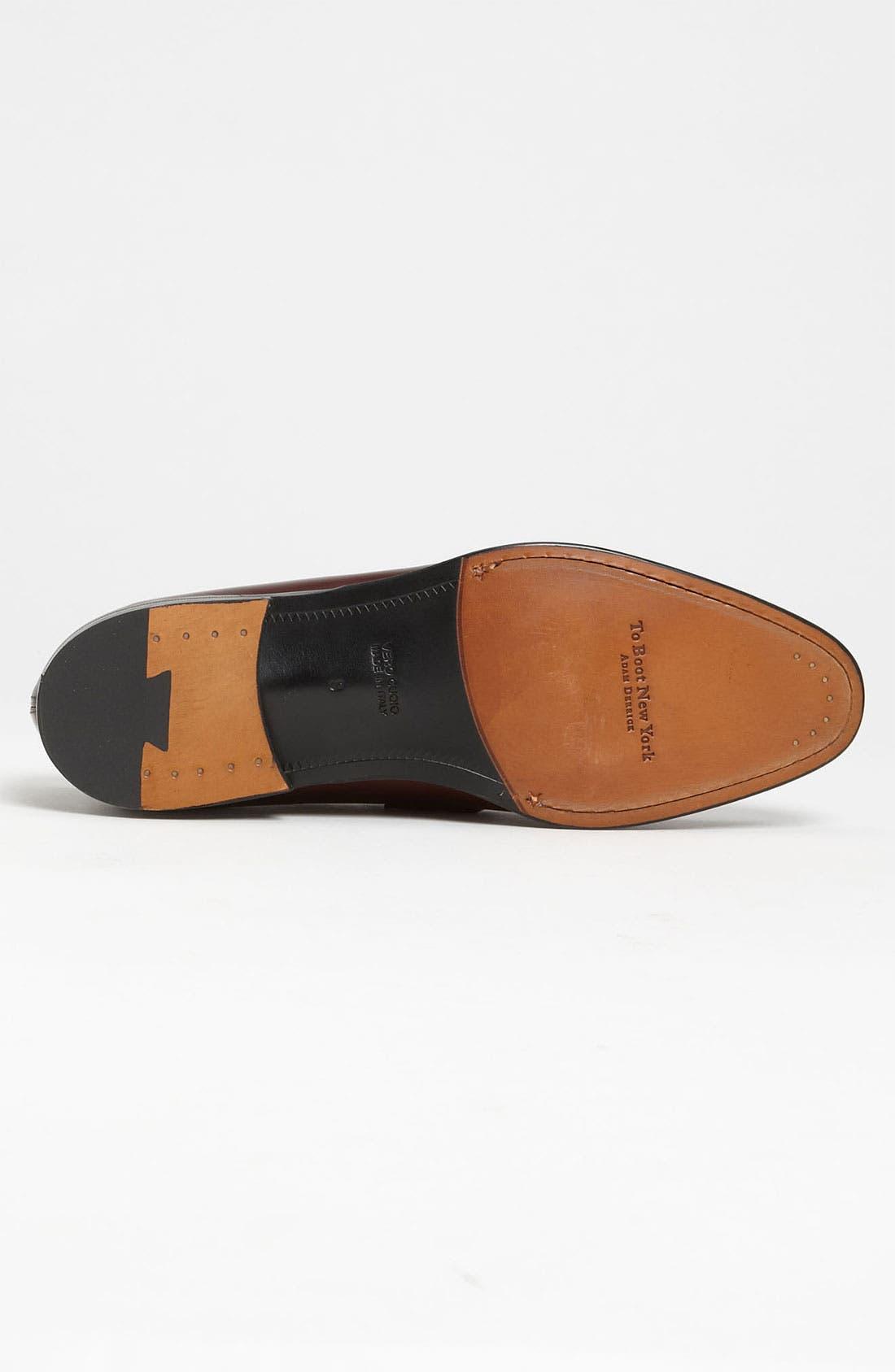 Alternate Image 4  - To Boot New York Tassel Loafer