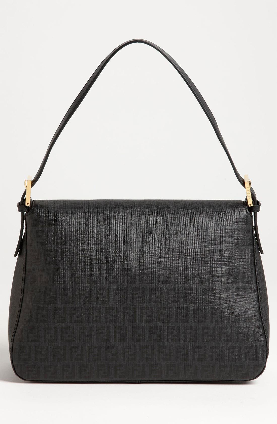 Alternate Image 4  - Fendi 'Forever Big Mamma' Fabric Shoulder Bag