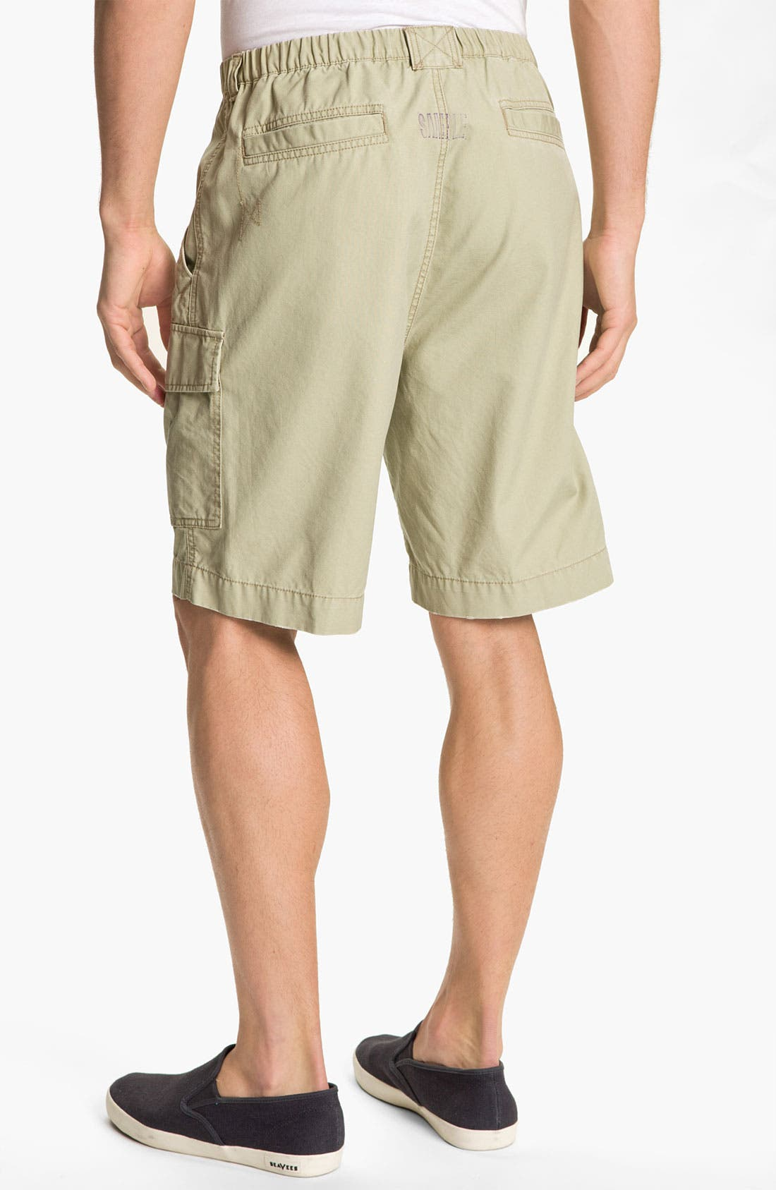 Alternate Image 2  - Tommy Bahama 'New Largo' Cargo Shorts (Big)