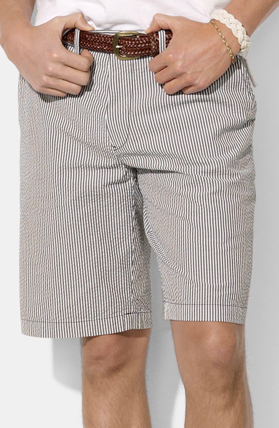Alternate Image 1 Selected - Polo Ralph Lauren 'Bradbury' Shorts