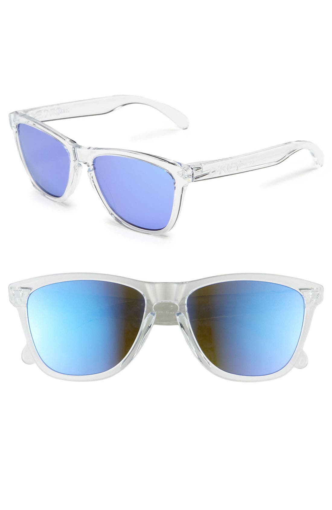 Alternate Image 1 Selected - Oakley 'Frogskins®' 55mm Sunglasses