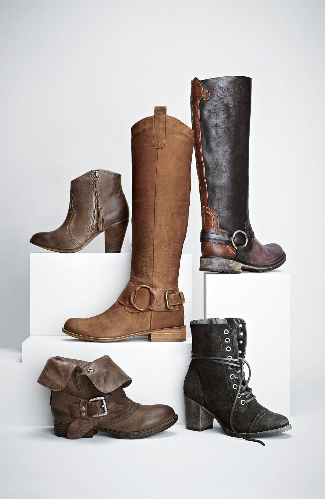 Alternate Image 5  - Steve Madden 'Judgemnt' Boot