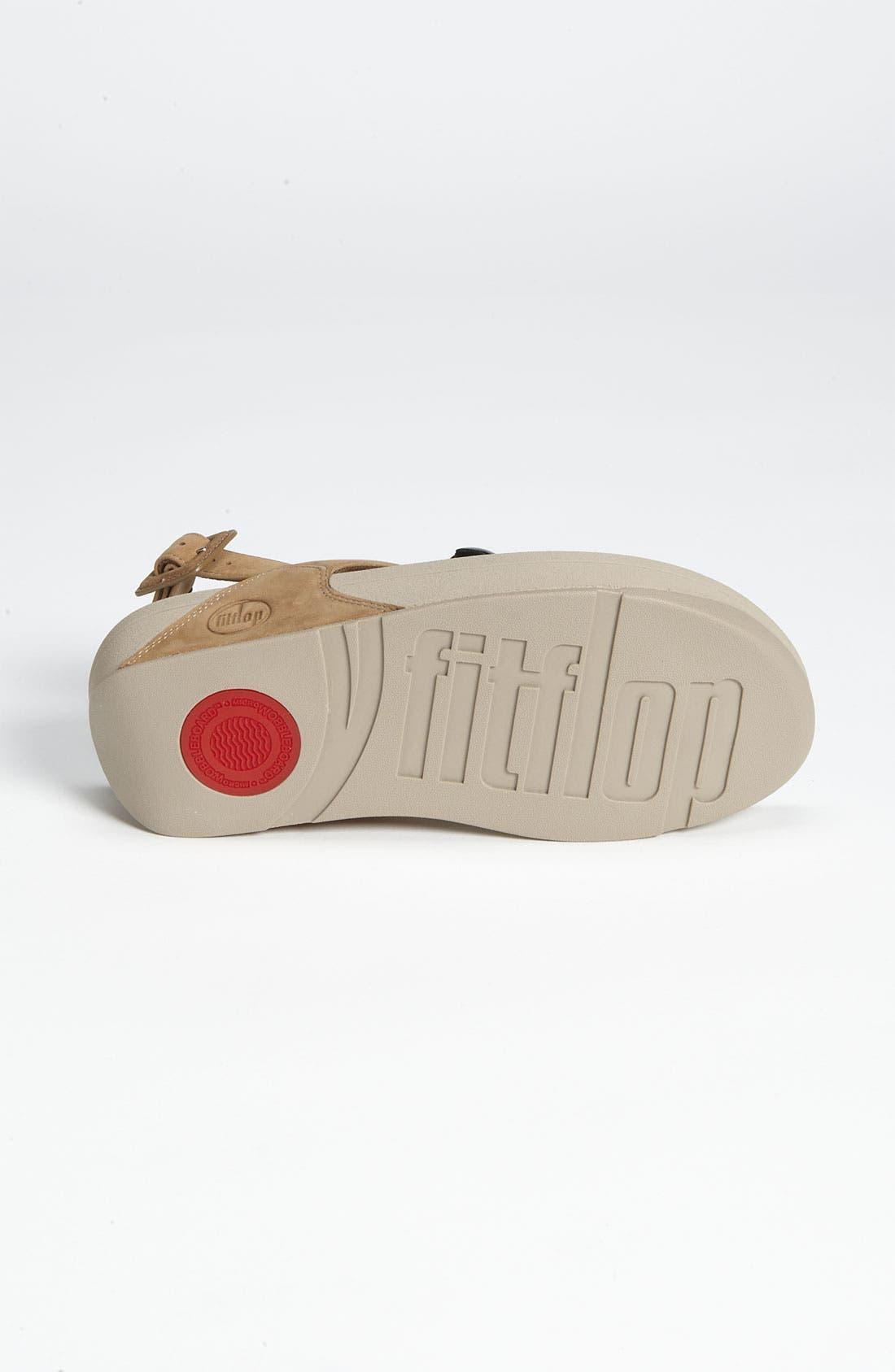 Alternate Image 4  - FitFlop 'Floretta' Sandal