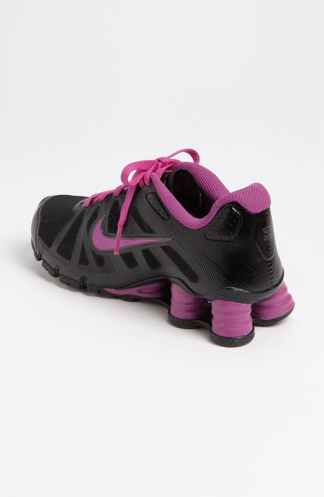 Alternate Image 3  - Nike 'Shox Roadster' Running Shoe (Women) (Exclusive)