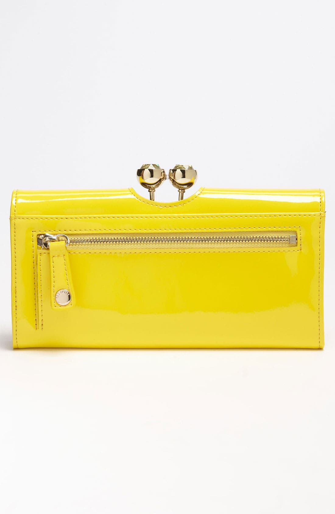 Alternate Image 4  - Ted Baker London 'Crystal Bobble' Matinee Wallet