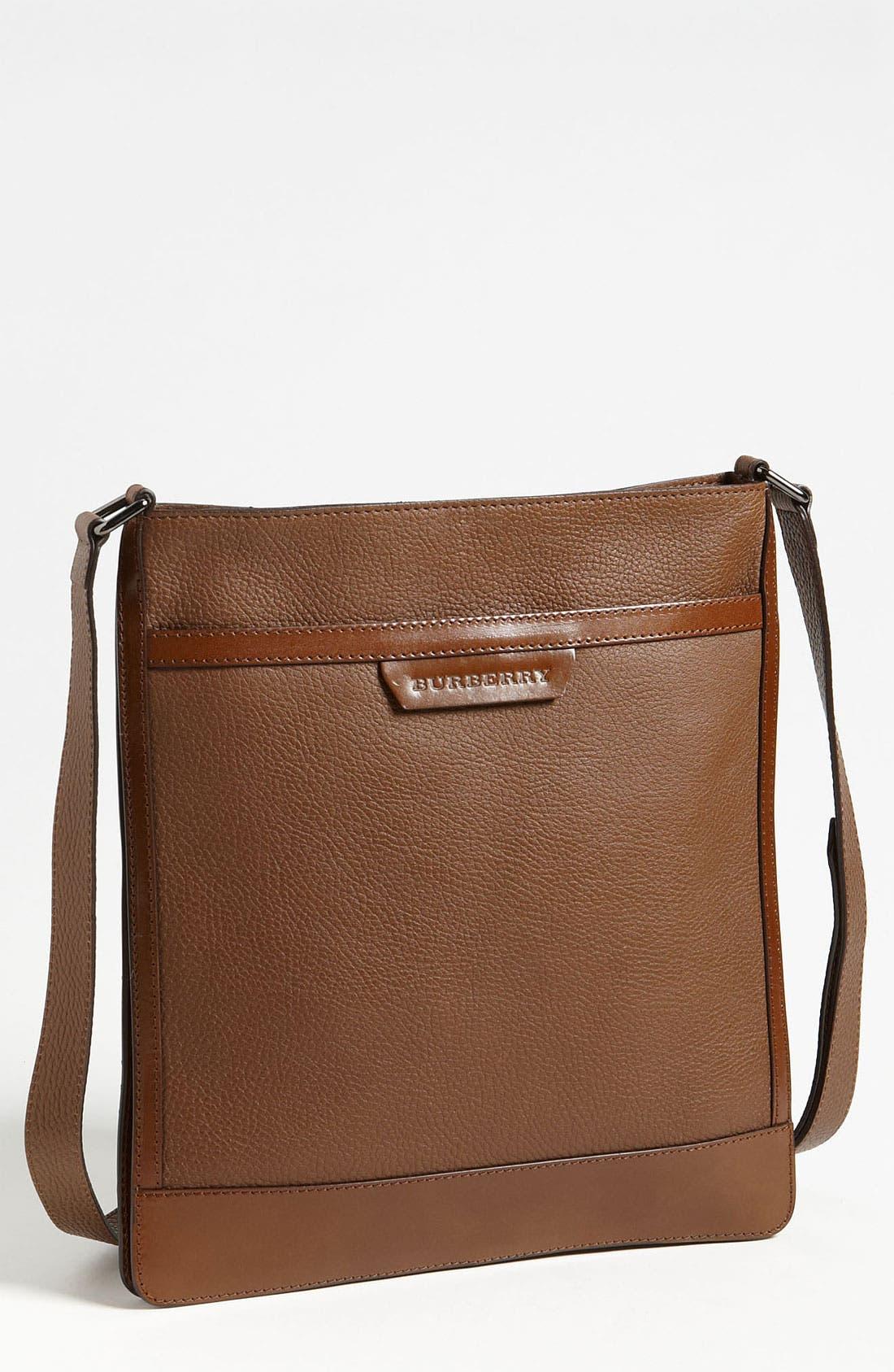 Main Image - Burberry Slim Crossbody Bag