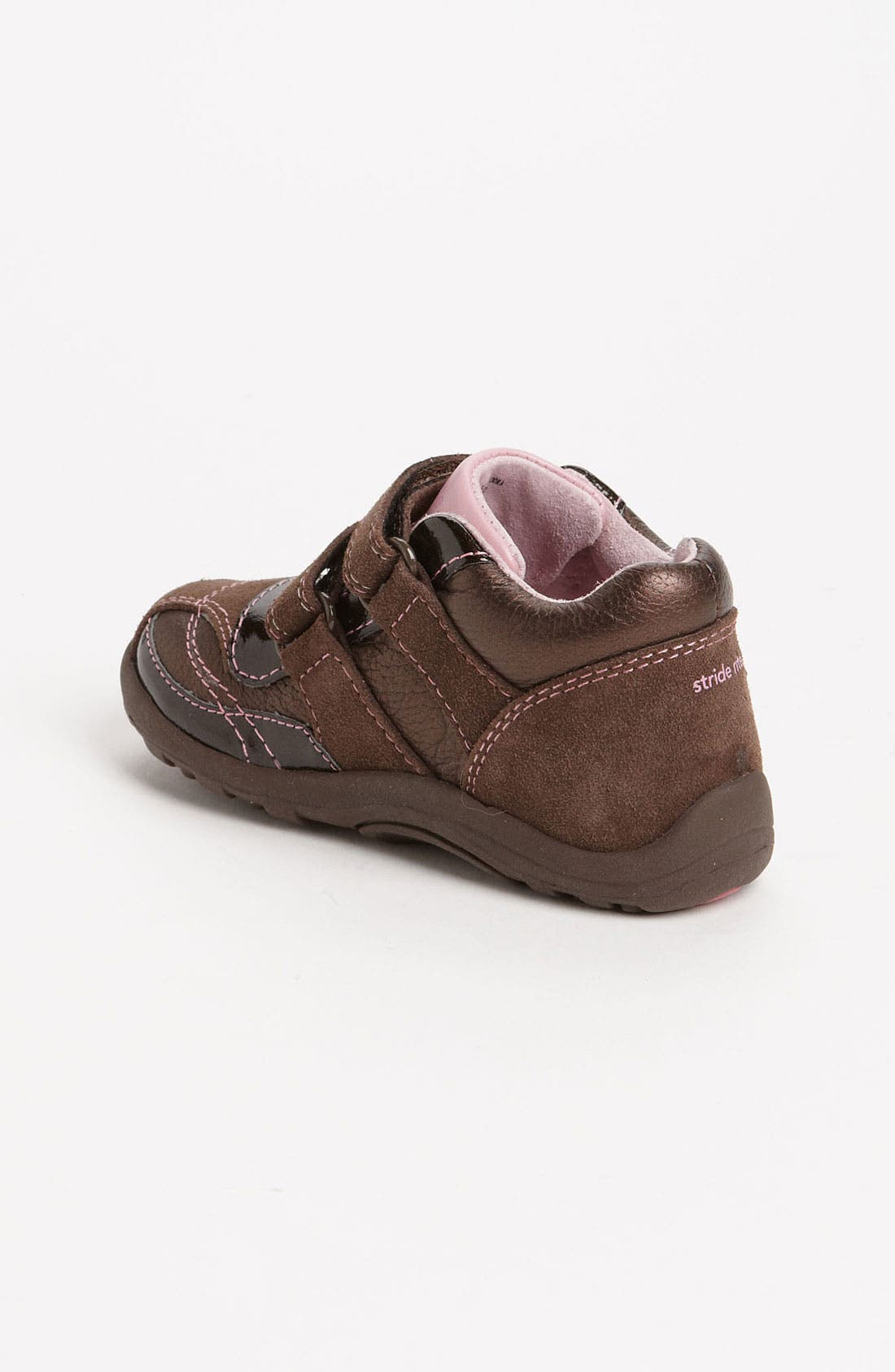 Alternate Image 2  - Stride Rite 'Darling Dora' Sneaker (Baby, Walker & Toddler)