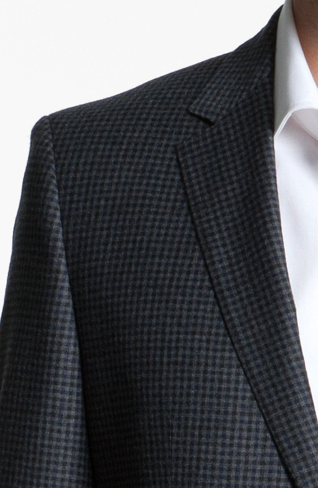 Alternate Image 3  - BOSS Black 'James' Check Blazer