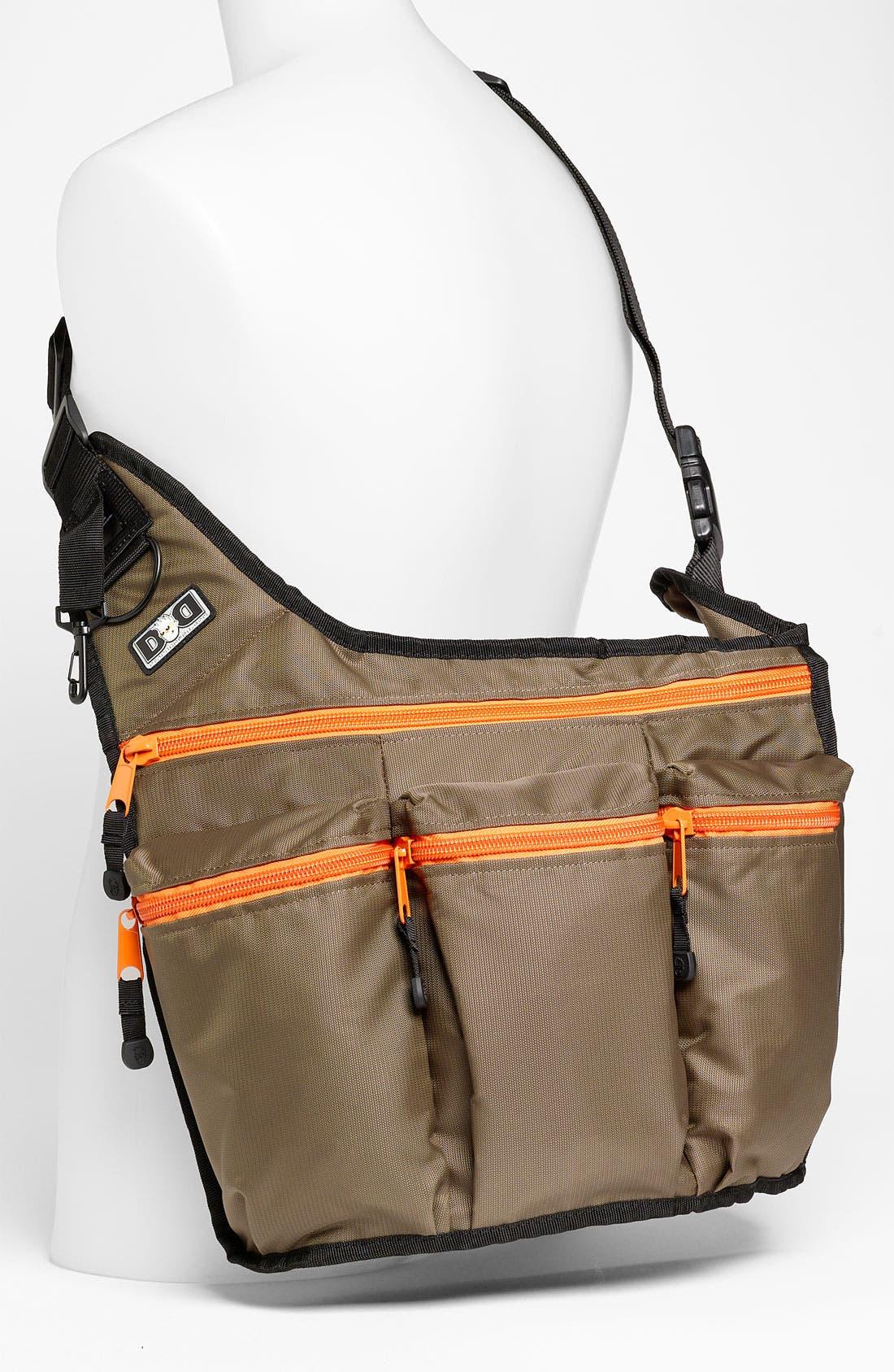 Alternate Image 5  - Diaper Dude Messenger Diaper Bag
