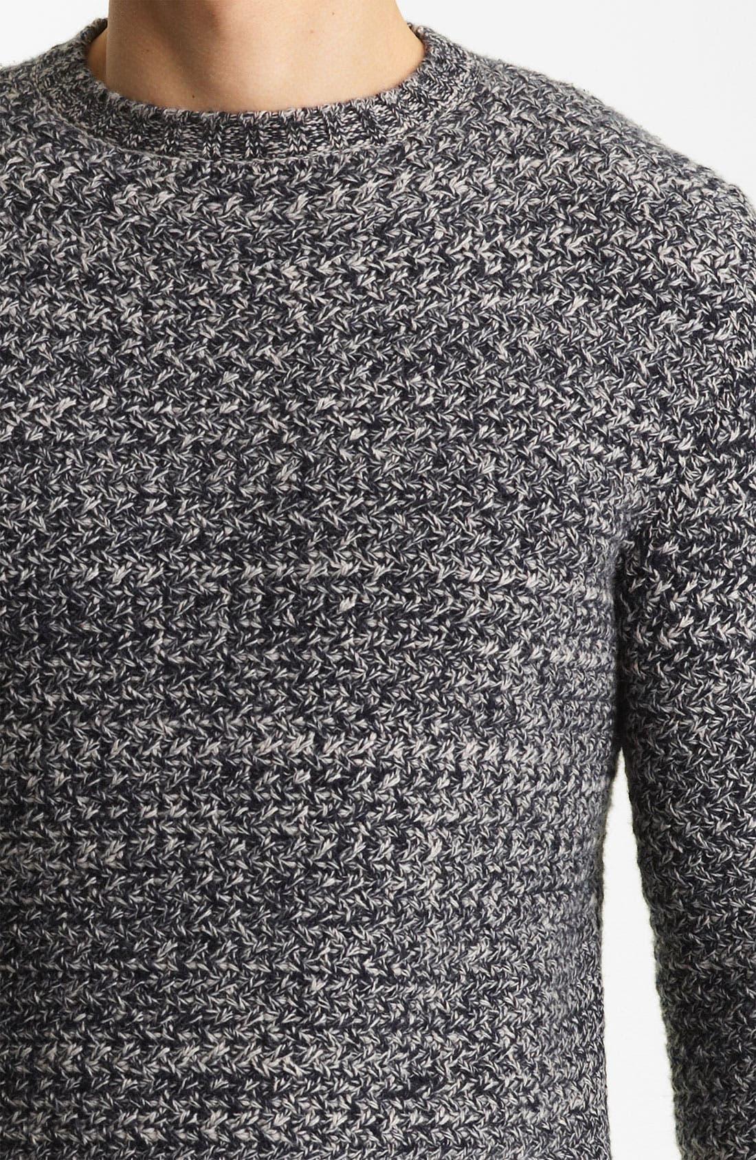 Alternate Image 3  - Marni Tweed Cashmere Sweater