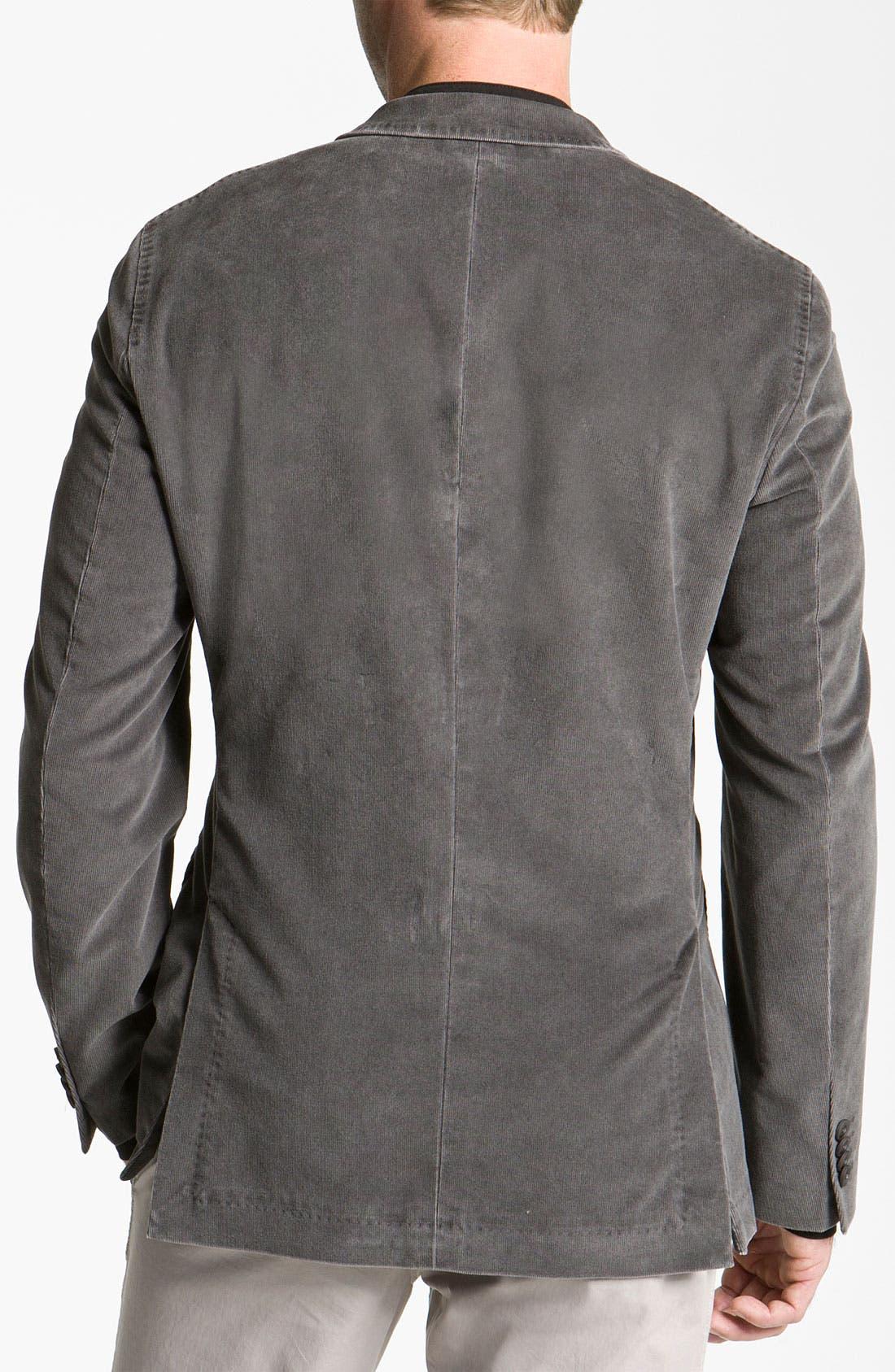 Alternate Image 2  - BOSS Black 'Miles' Sportcoat