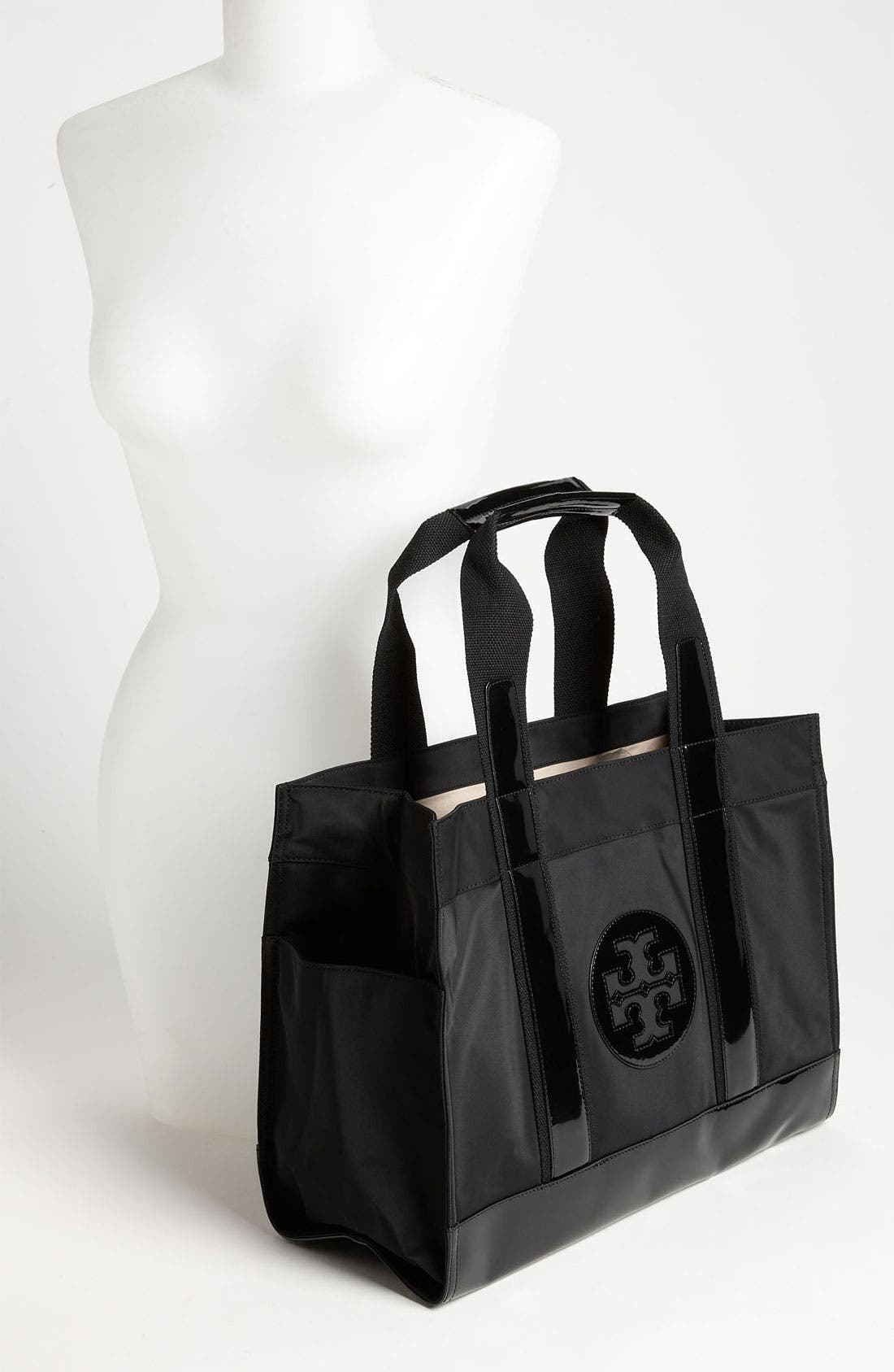 Alternate Image 2  - Tory Burch 'Tory' Nylon Tote, Large