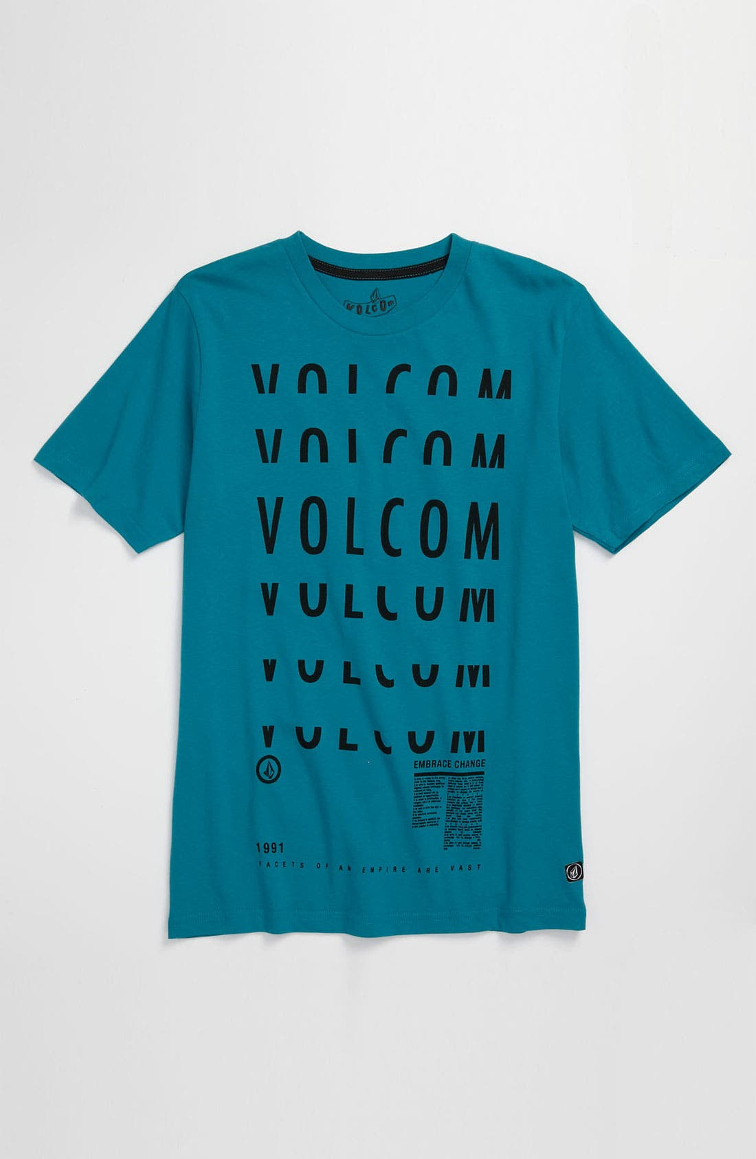 Alternate Image 1 Selected - Volcom 'Stages' T-Shirt (Big Boys)