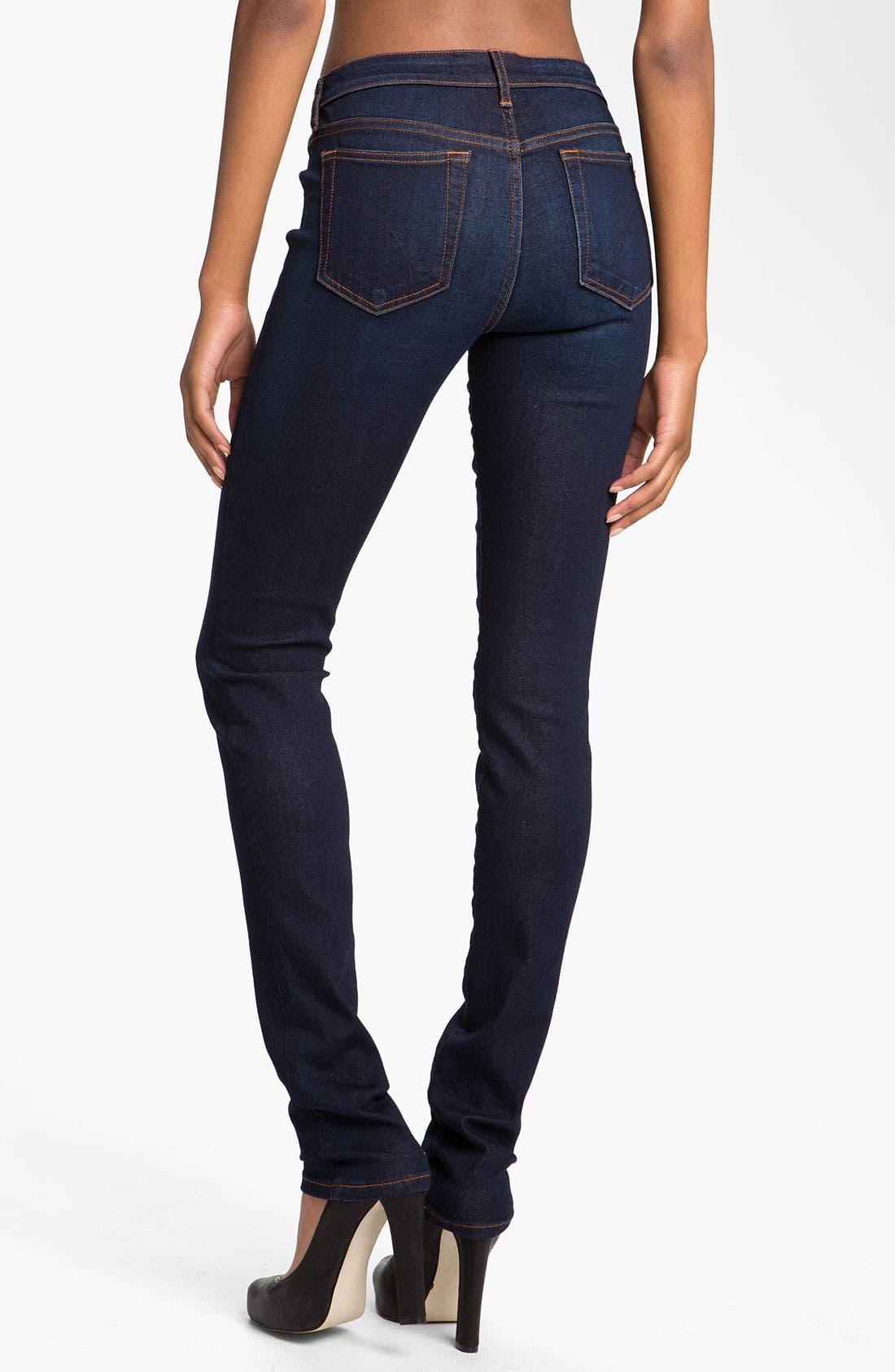 Alternate Image 2  - Joe's 'The Skinny' Stretch Denim Jeans (Yasmin)