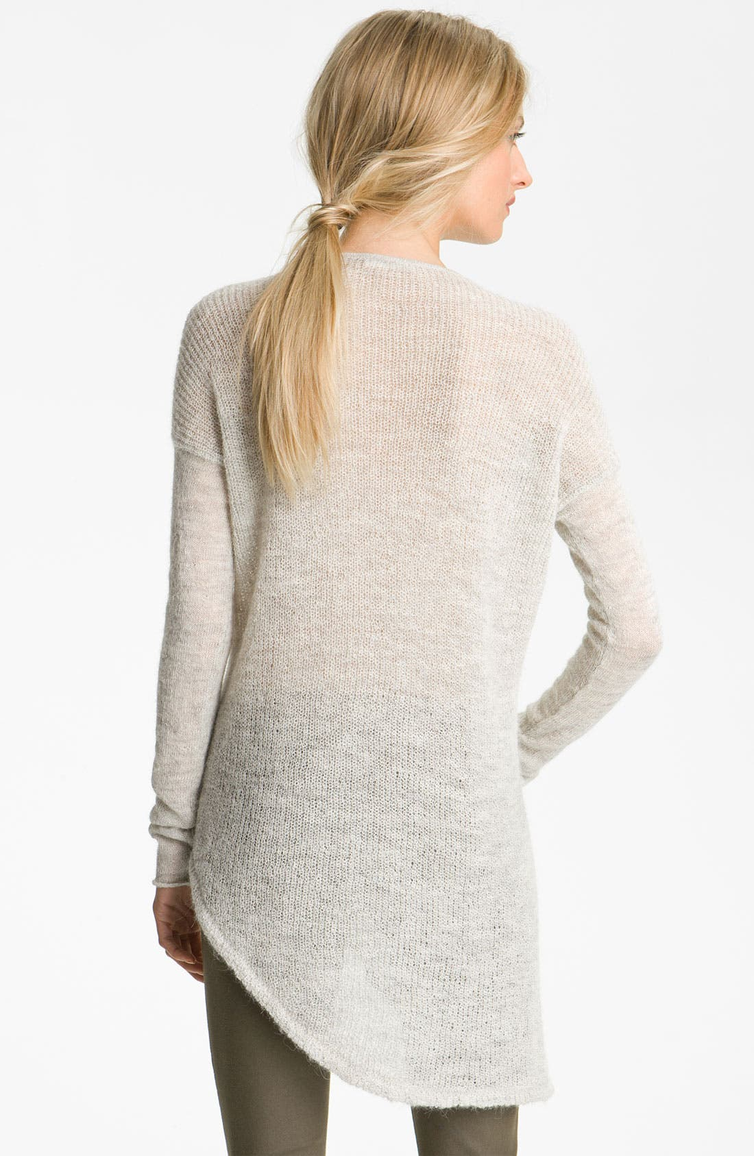 Alternate Image 2  - HELMUT Helmut Lang Alpaca Sweater