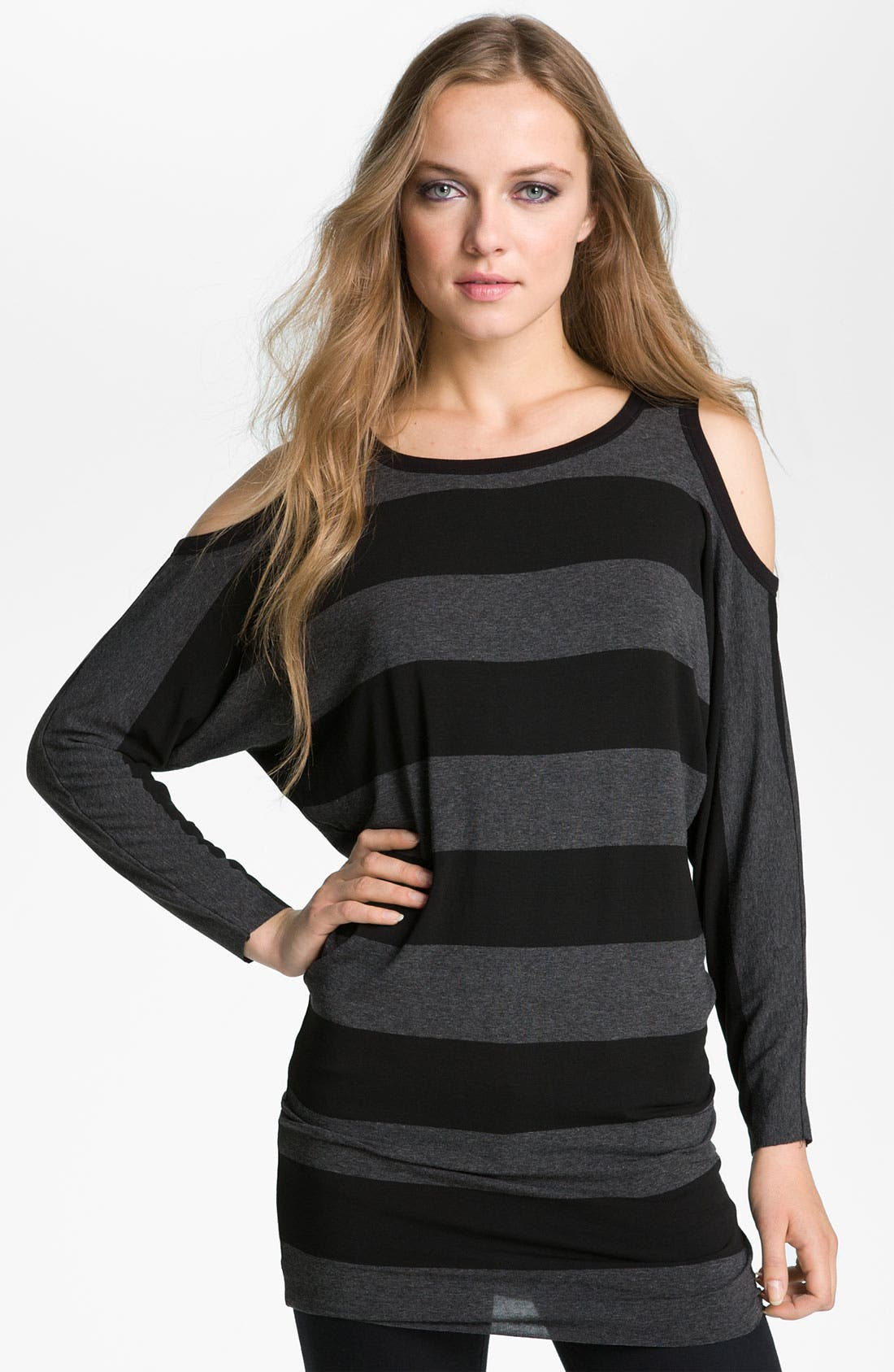 Alternate Image 1 Selected - Bailey 44 'Big Striped Half Time' Top