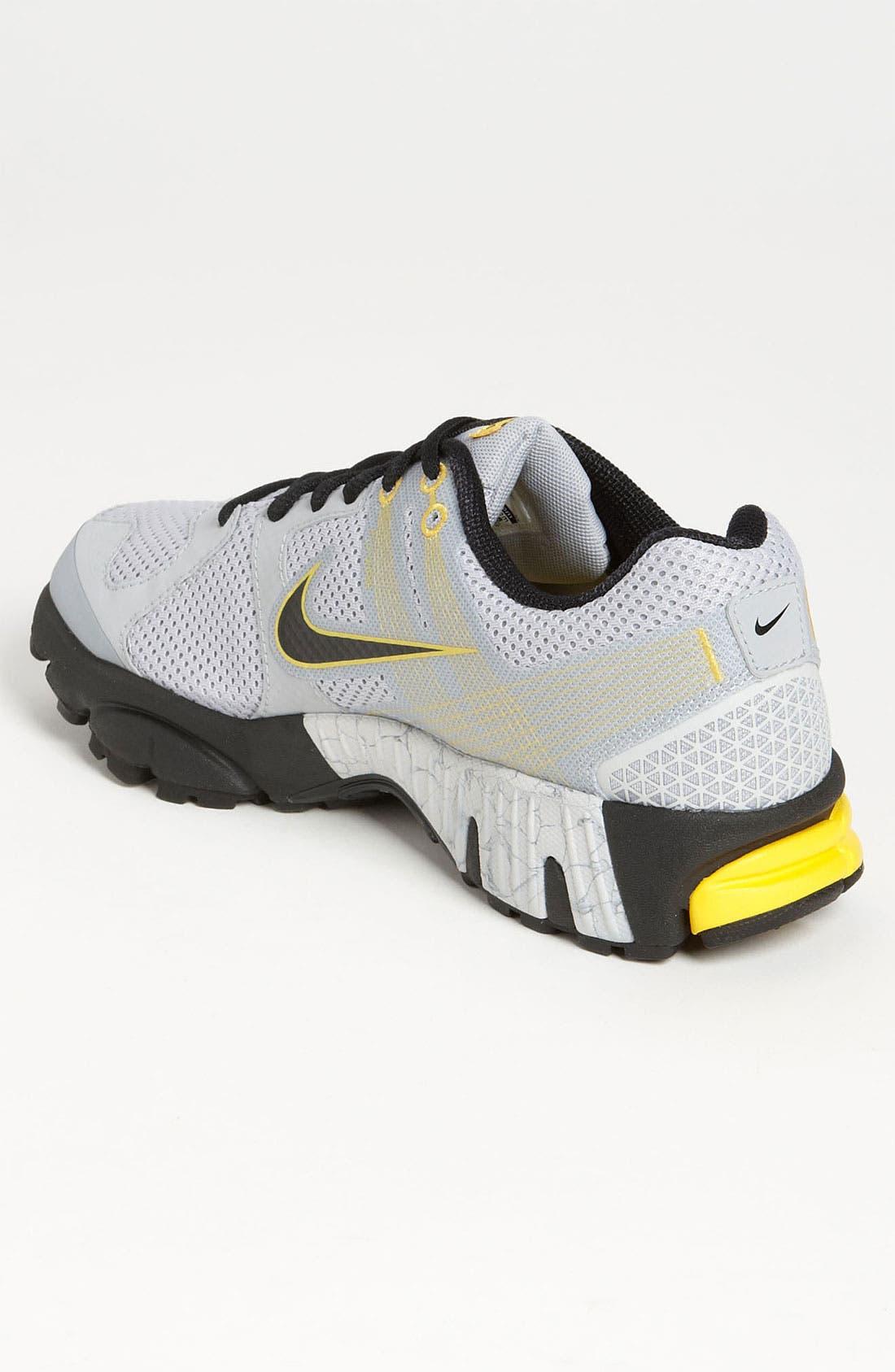 Alternate Image 2  - Nike 'LIVESTRONG Zoom Structure+ 15' Running Shoe (Men)