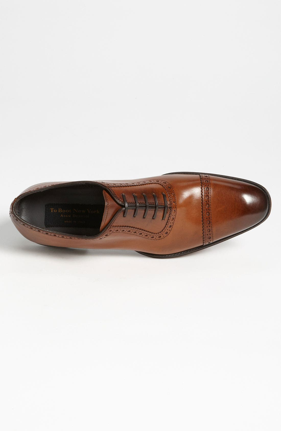 Alternate Image 3  - To Boot New York 'Warwick' Cap Toe Oxford