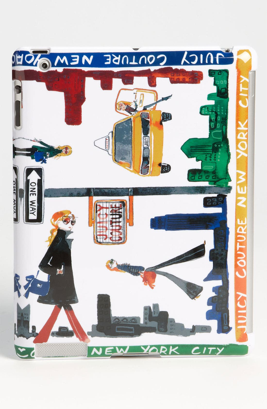 Main Image - Juicy Couture 'New York' iPad 3 Case