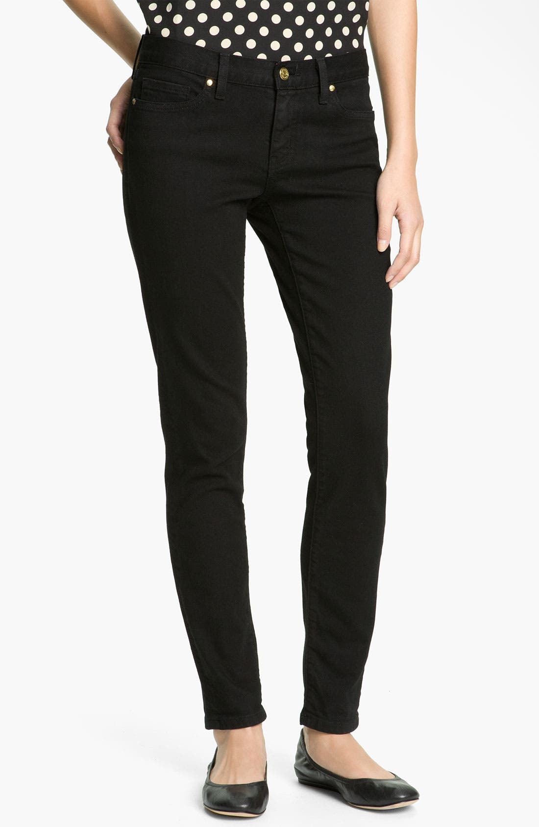 Alternate Image 1 Selected - kate spade new york 'broome street' skinny jeans