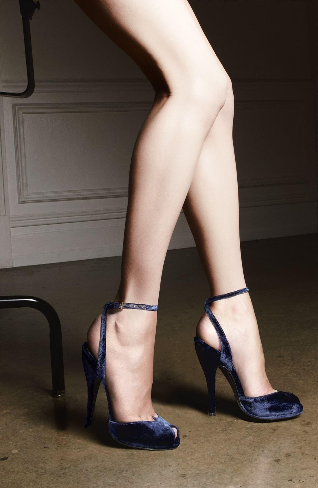 Alternate Image 5  - Gucci Ankle Strap Sandal