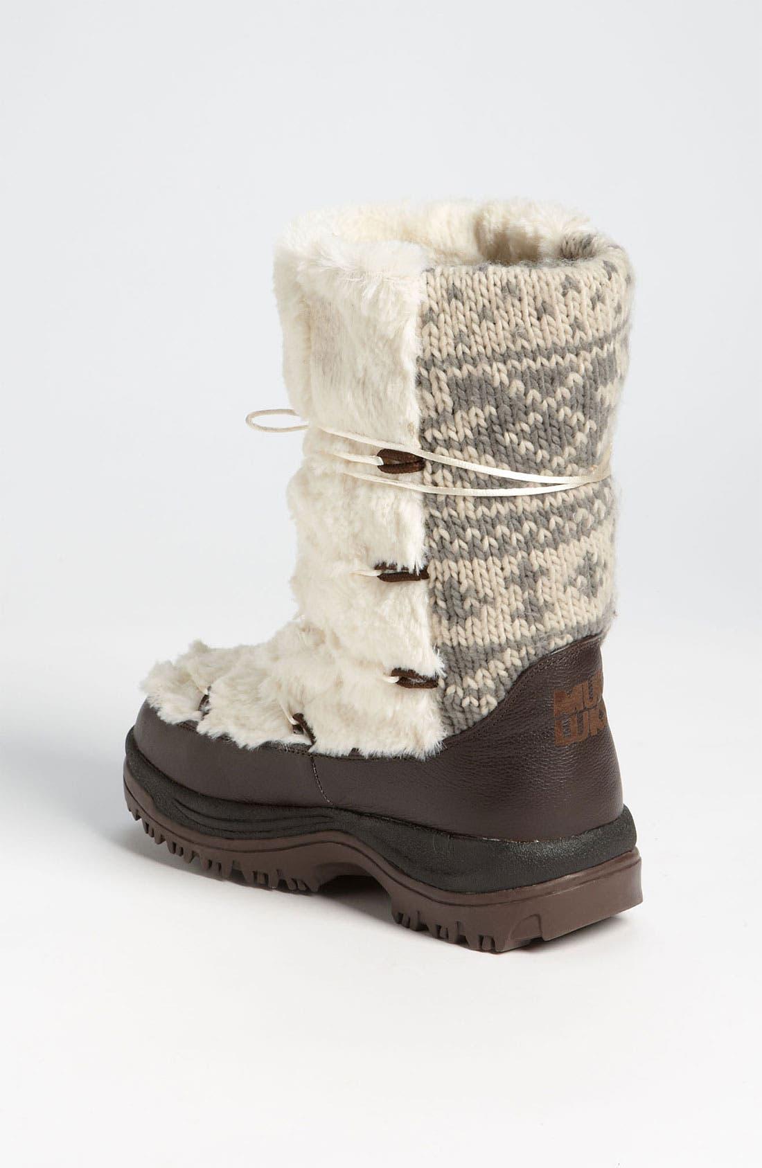 Alternate Image 2  - MUK LUKS 'Massak Woodland' Snow Boot
