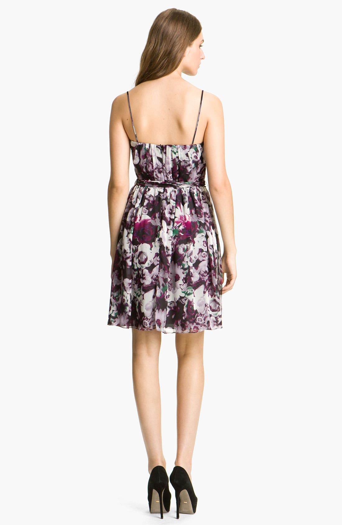Alternate Image 2  - Mcginn 'Iris' Floral Print Dress