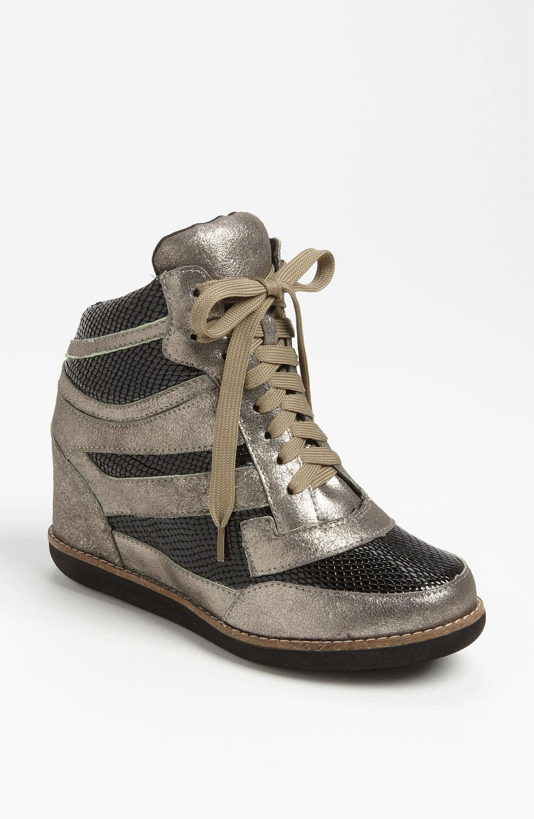 Alternate Image 1 Selected - Jeffrey Campbell 'Gio' Hidden Wedge Sneaker