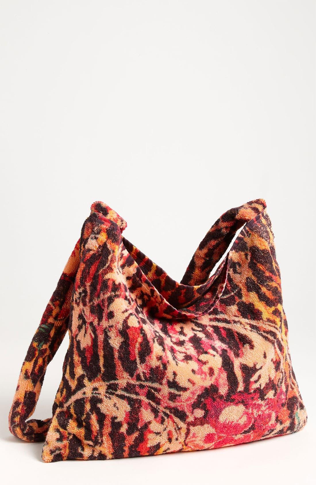 Main Image - Fresco Towels 'Small' Terry Messenger Bag