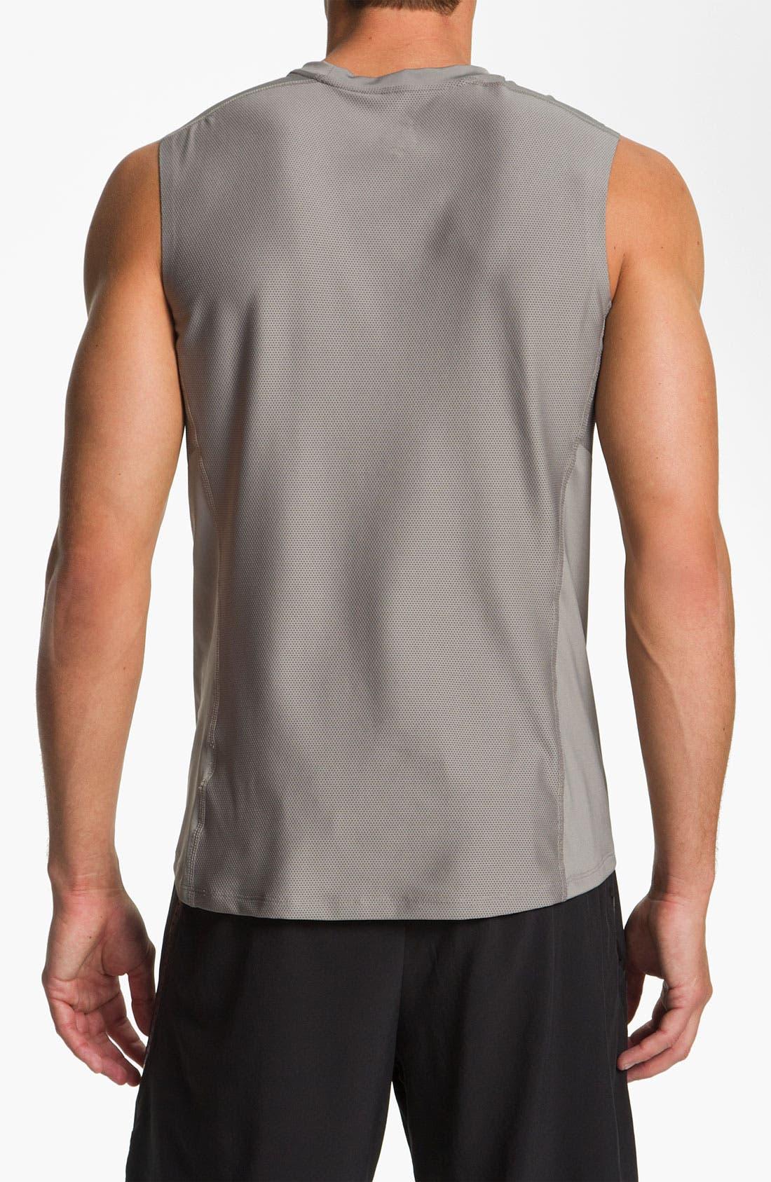 Alternate Image 2  - Nike 'Swift Muscle' Sleeveless T-Shirt