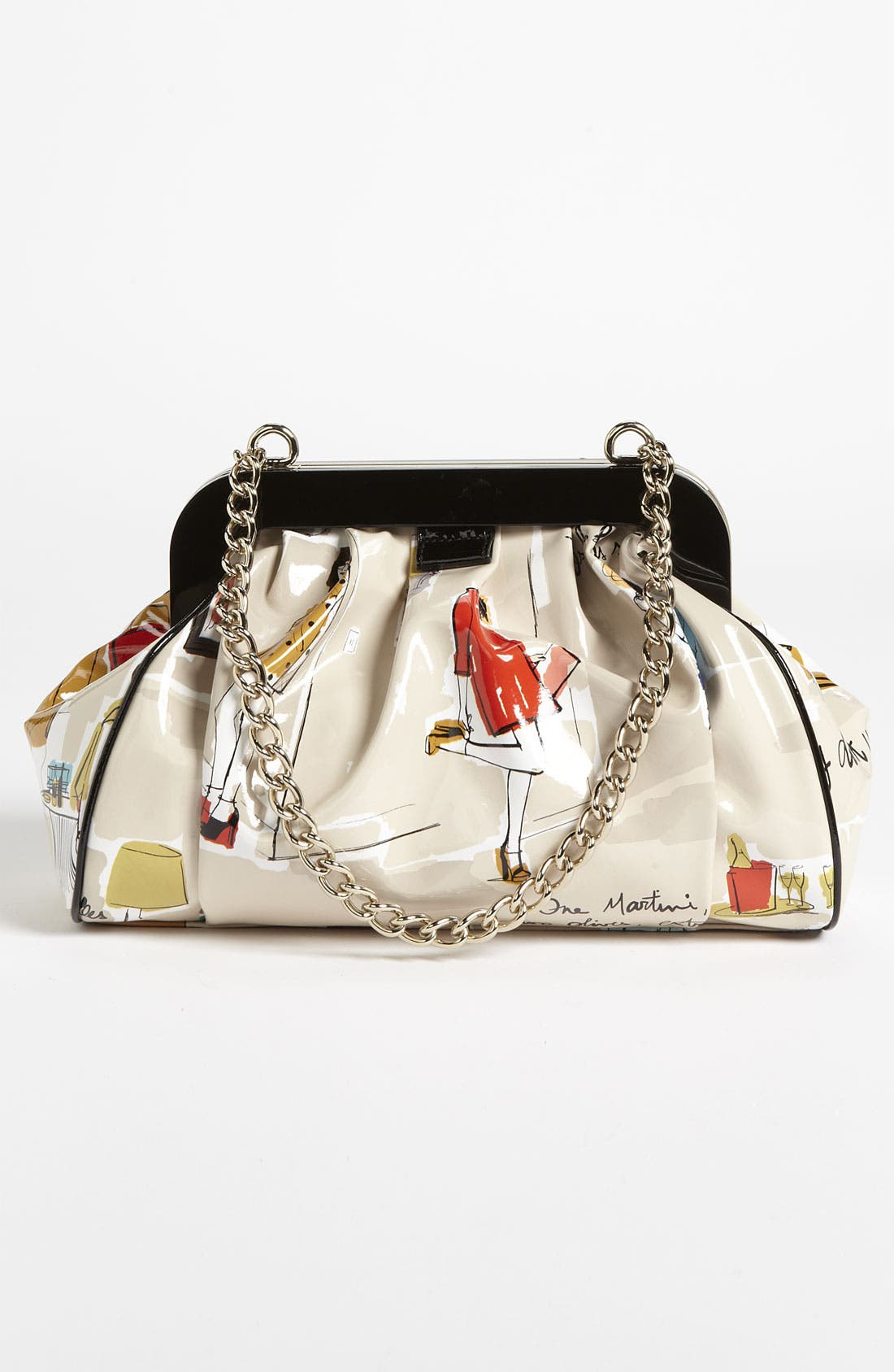 Alternate Image 4  - kate spade new york 'garance doré - massie' clutch