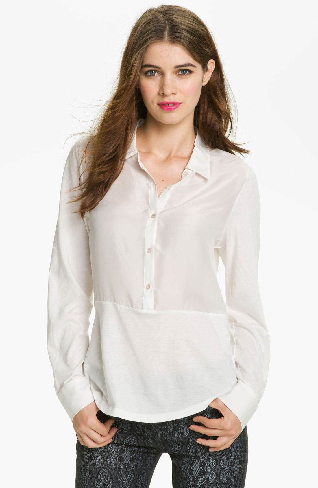 Alternate Image 1 Selected - Soft Joie 'Sutton' Shirt