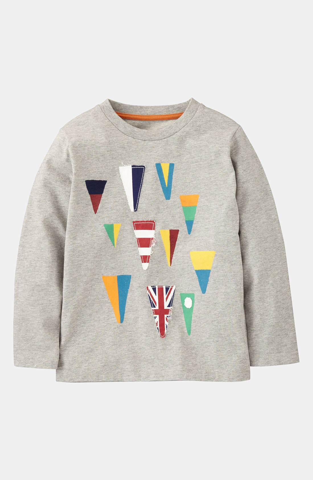 Alternate Image 1 Selected - Mini Boden 'Harbor' T-Shirt (Toddler)