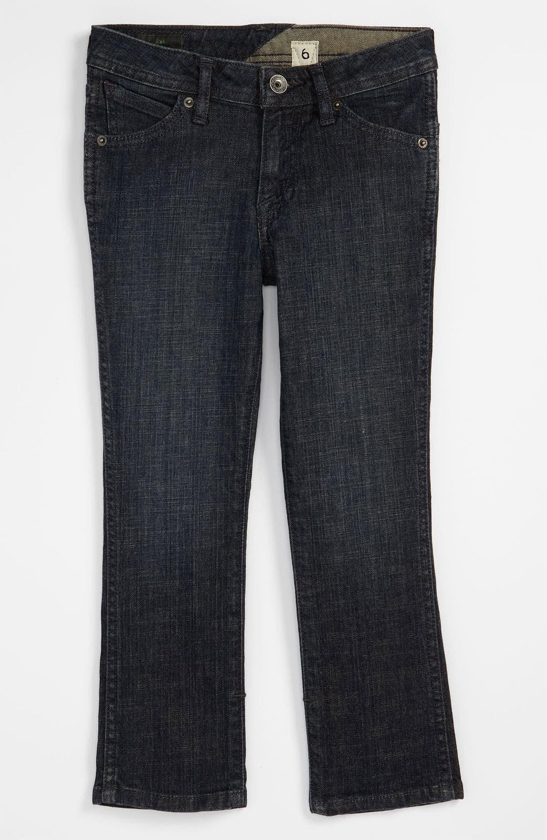 Alternate Image 2  - Volcom '2 x 4' Skinny Jeans (Little Boys)